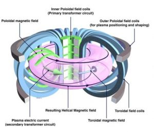 Nuclear Fusion Plant